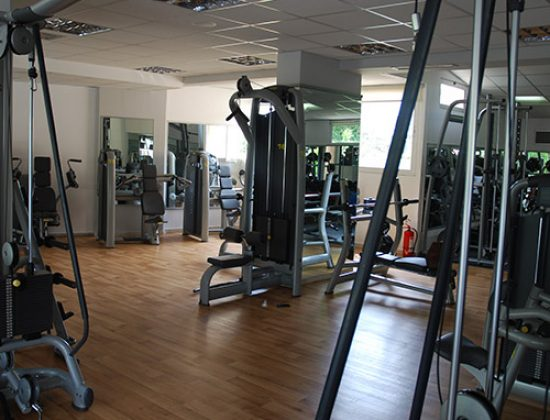 Protypo Rafina Fitness Club